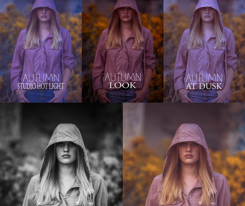 Using Lightroom Presets – Autumn